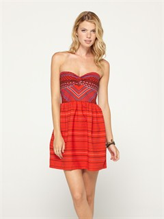 RPH4Sunburst Dress by Roxy - FRT1