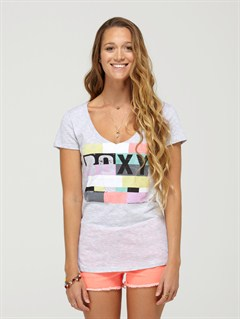 PEWAwesome Surf Tee by Roxy - FRT1