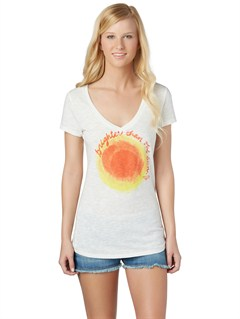 WBS0Moonlight Nights T-Shirt by Roxy - FRT1