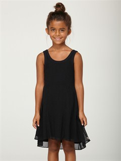 KVJ0Girls 2-6 Block Party Dress by Roxy - FRT1