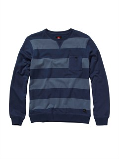 BRQ0Custer Sweatshirt by Quiksilver - FRT1