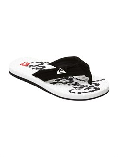 WBKBoys 8- 6 Foundation Sandals by Quiksilver - FRT1
