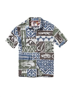 BLUMen s Clear Days Short Sleeve Shirt by Quiksilver - FRT1
