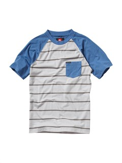 SGR3Boys 8- 6 2nd Session T-Shirt by Quiksilver - FRT1