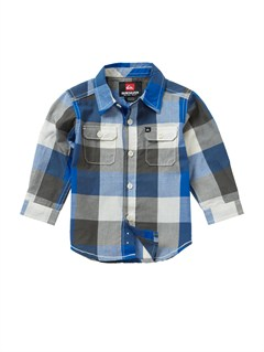 BQR1Baby Boston Says Polo Shirt by Quiksilver - FRT1