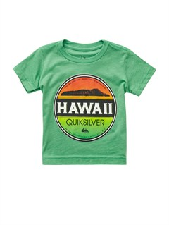 GPSHAll Time Infant LS Rashguard by Quiksilver - FRT1