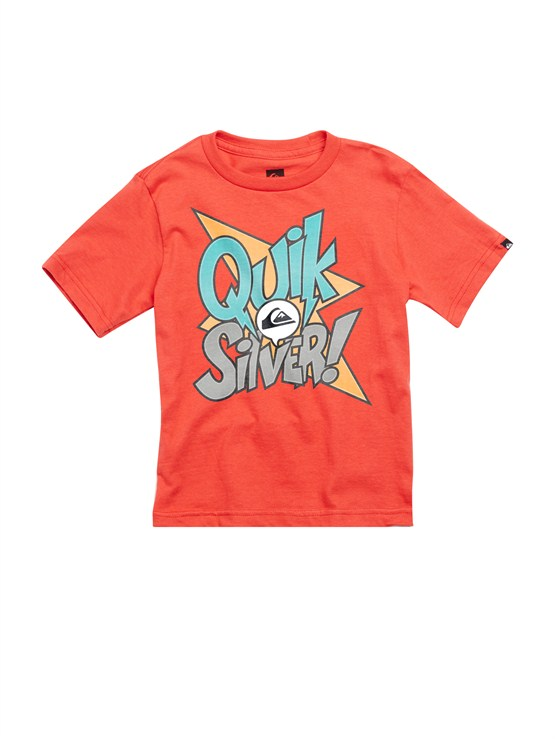 RQQ0Boys 2-7 Crash Course T-Shirt by Quiksilver - FRT1