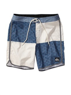 BRQ6Custom Scallop  8  Boardshorts by Quiksilver - FRT1