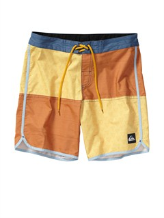 YGC6Custom Scallop  8  Boardshorts by Quiksilver - FRT1