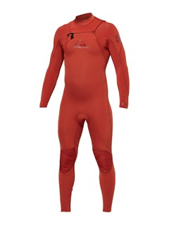 CNH0Syncro 4/3 Chest Zip GBS Wetsuit by Quiksilver - FRT1