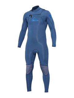KTW0Syncro 4/3 Chest Zip GBS Wetsuit by Quiksilver - FRT1