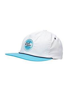 AZBPlease Hold Trucker Hat by Quiksilver - FRT1