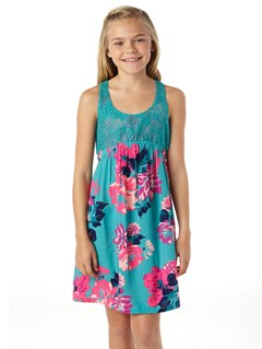 BLK6Girls 7- 4 Cherry Stone Romper by Roxy - FRT1