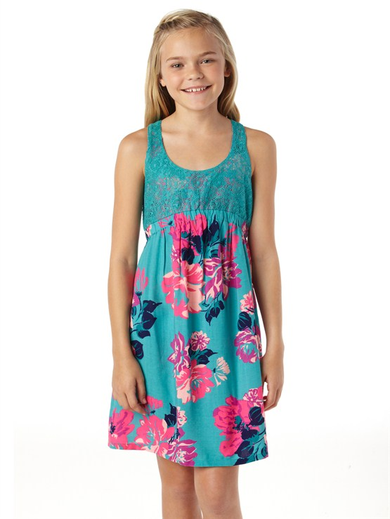 BLK6Girls 7- 4 Syncro 2MM SS Springsuit Back Zip by Roxy - FRT1