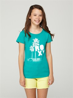 DGRGirls 7- 4 Bananas For Roxy Baby Tee by Roxy - FRT1