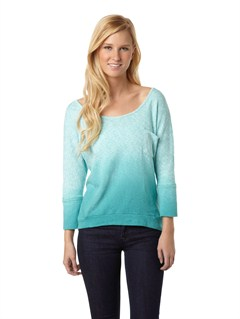 BLK6Spring Fling Long Sleeve Top by Roxy - FRT1
