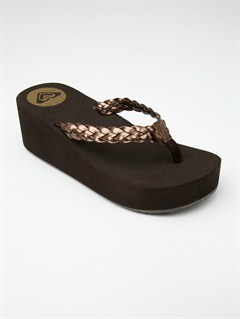 BROPagoda Leather Sandals by Roxy - FRT1