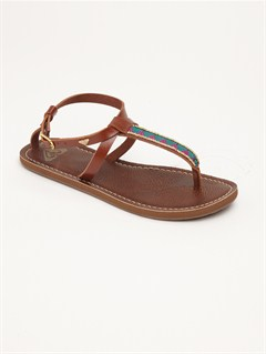 LBRMonsoon Wedge Sandal by Roxy - FRT1