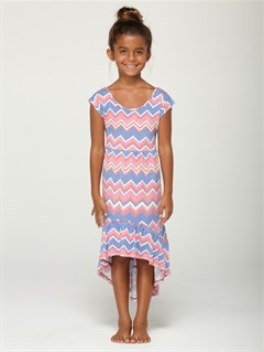 MKN6Girls 2-6 Block Party Dress by Roxy - FRT1