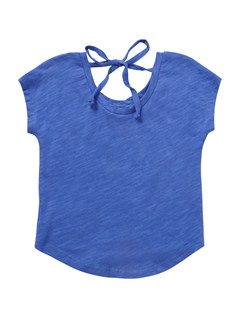 PND0Girls 2-6 Block Rocks Harmony Tee by Roxy - FRT1