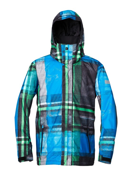 PRM5Over And Out Gore-Tex Pro Shell Jacket by Quiksilver - FRT1