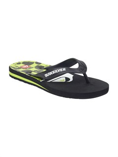 BGNBoys 8- 6 Foundation Cush Sandals by Quiksilver - FRT1