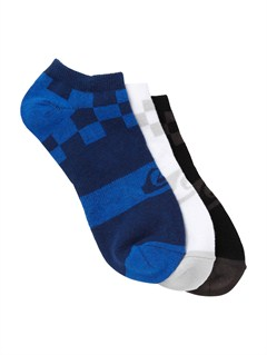 ASTBoys 8- 6 District 3 Pack Socks by Quiksilver - FRT1