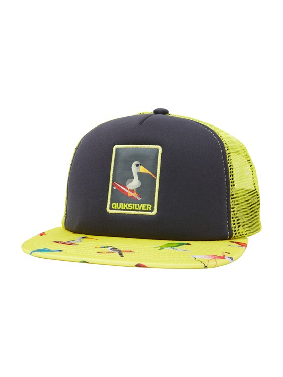KRP0Baby Mountain and the Wave Hat by Quiksilver - FRT1