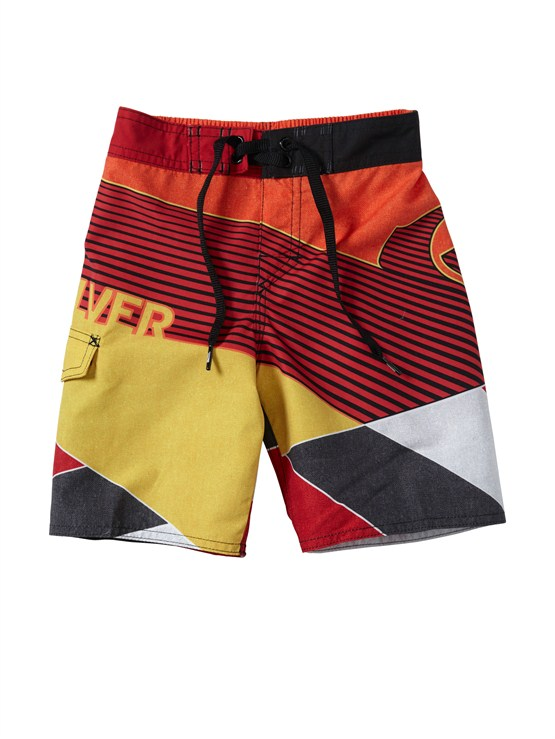 NMJ6Boys 2-7 Talkabout Volley Shorts by Quiksilver - FRT1