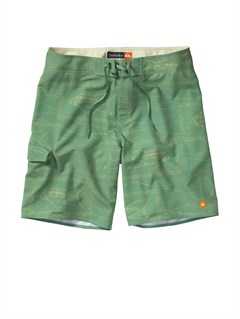 "GLK0Frenzied  9"" Boardshorts by Quiksilver - FRT1"