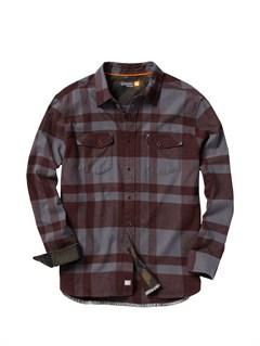 RSM0Mens Aganoa Bay Short Sleeve Shirt by Quiksilver - FRT1
