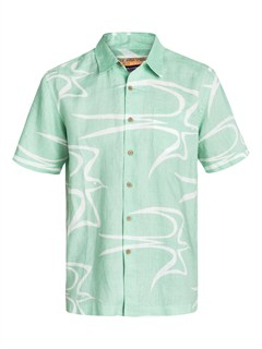 GES0Men s Aikens Lake Long Sleeve Shirt by Quiksilver - FRT1