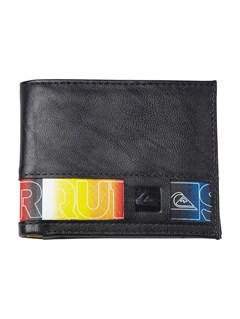 BTK0Apex Leather Wallet by Quiksilver - FRT1