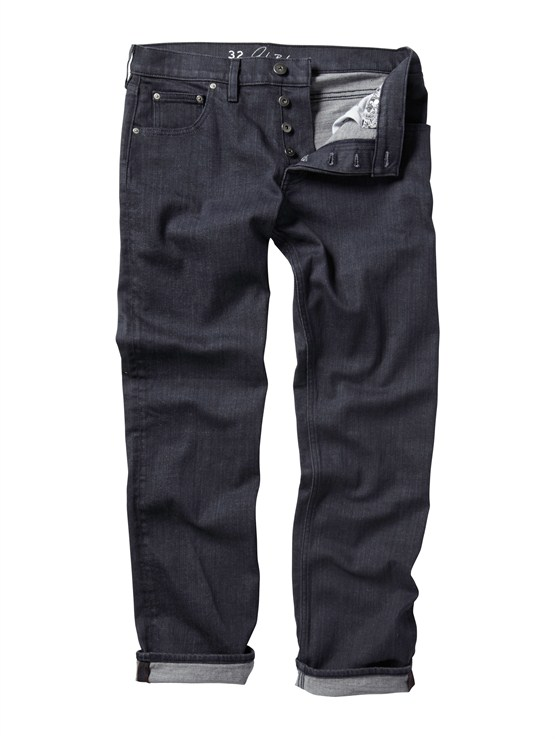 KRQ0Distortion Jeans  32  Inseam by Quiksilver - FRT1