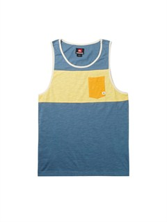 BND3Cakewalk Slim Fit Tank by Quiksilver - FRT1
