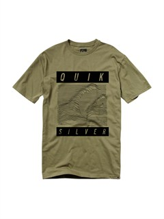 GNG03D Fake Out T-Shirt by Quiksilver - FRT1