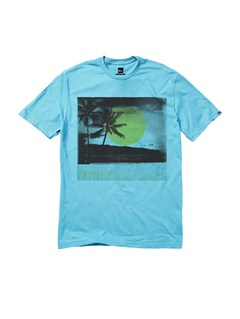 BHR0A Frames Slim Fit T-Shirt by Quiksilver - FRT1