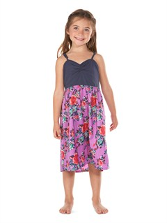 PKY6Girls 7- 4 Cherry Stone Romper by Roxy - FRT1