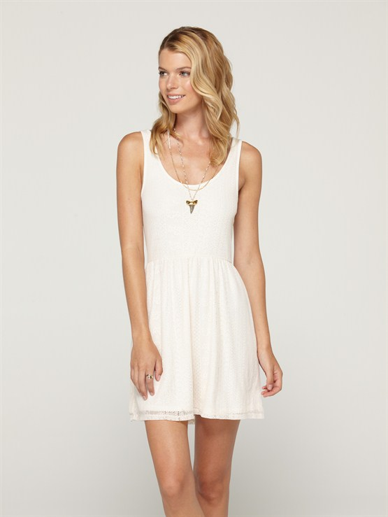 MCC0Shoreline Dress by Roxy - FRT1