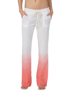 WBS6Ocean Side Pants by Roxy - FRT1