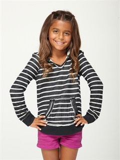KVJ3Girls 2-6 Sea Fever Long Sleeve Top by Roxy - FRT1