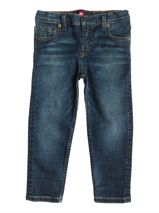 BSNWBoys 2-7 Distortion Slim Pant by Quiksilver - FRT1
