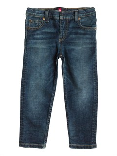BSNWBoys 2-7 Distortion Jeans by Quiksilver - FRT1