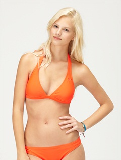 POPSurf Essentials Fringe Bandeau Bikini Top by Roxy - FRT1