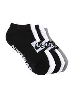 ASTBoys 8- 6 Legacy 5 Pack Ankle Socks by Quiksilver - FRT1