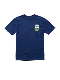 BSA0Boys 8- 6 For The Bird T-Shirt by Quiksilver - FRT1