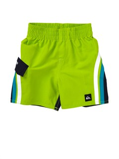 GJZ0Baby Batter Volley Boardshorts by Quiksilver - FRT1