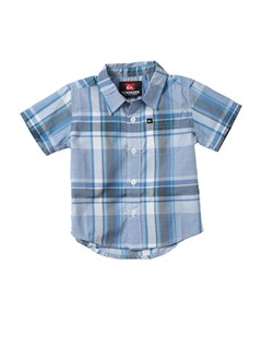 KRD1Baby Boston Says Polo Shirt by Quiksilver - FRT1