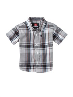 KVJ1Baby Bam Bam Long Sleeve Flannel Shirt by Quiksilver - FRT1