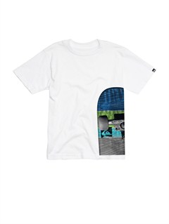WBB0Boys 2-7 Monkey Jazz T-Shirt by Quiksilver - FRT1